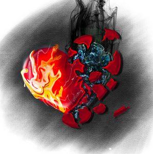 Heart on Fire - By.onimaro