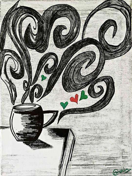 Coffee Corner - Communicating Colors