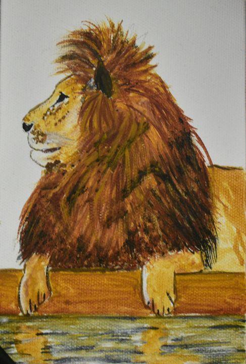 Lion - Preksha_s