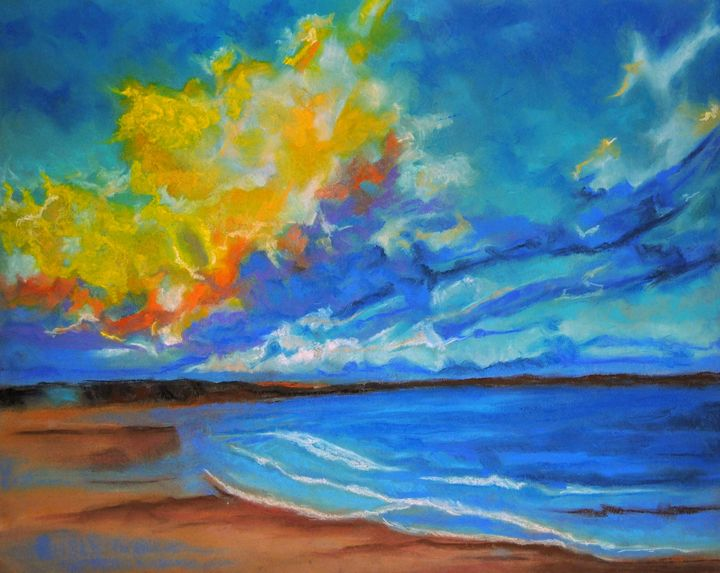 Golden Sunset - Trish Bonnette