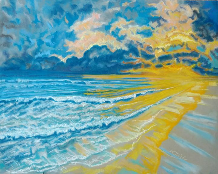 Golden Beach - Trish Bonnette