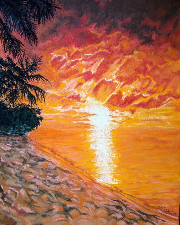 Golden Bay - Trish Bonnette