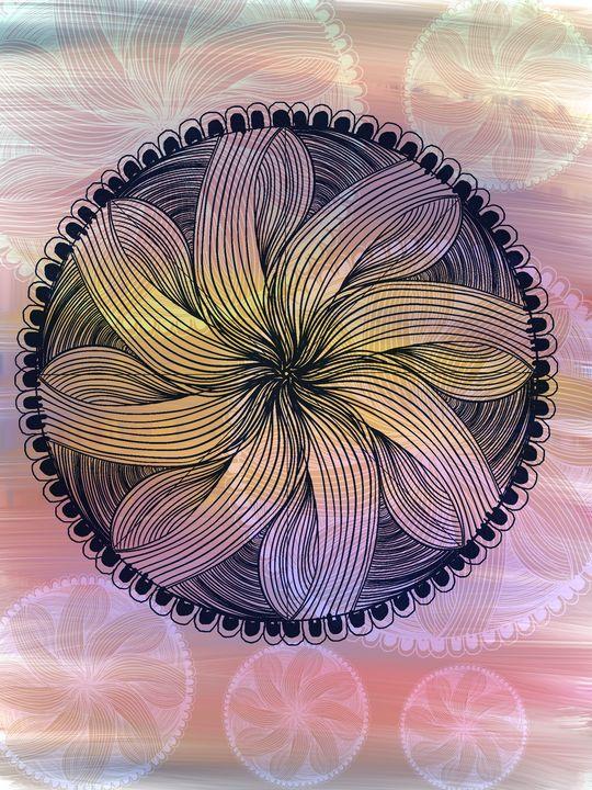 Art wheel - RÊVUSE