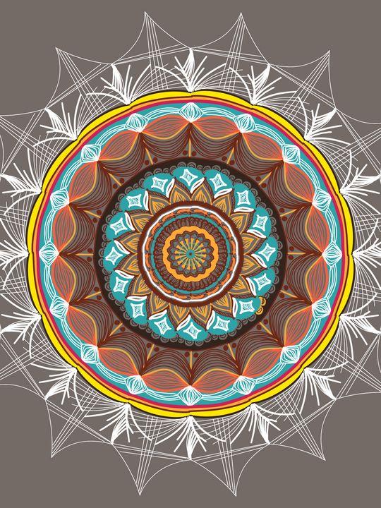 Mandala - RÊVUSE