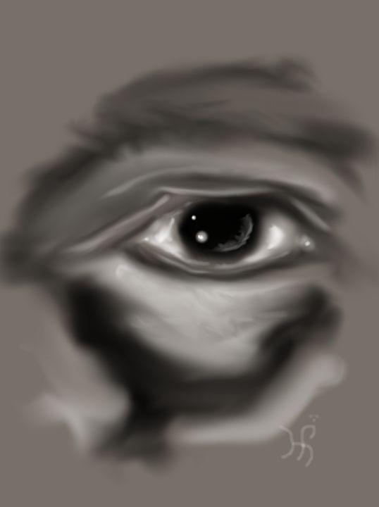Eye of the Artist - The Wart Ogre