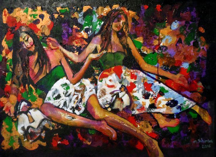 Dolls - Mark Schembri