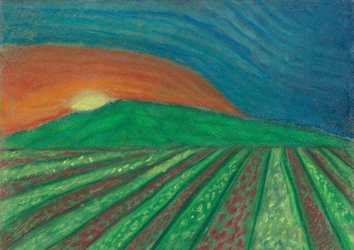 Sunset farm - Josh T.