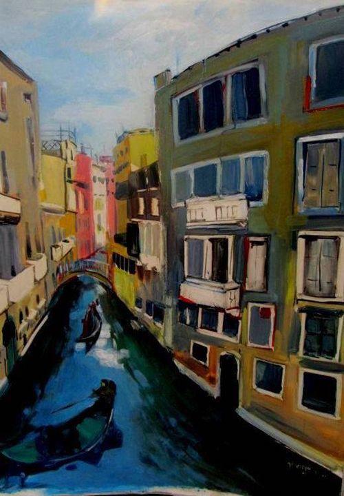 Venice - Liana Grigoryan