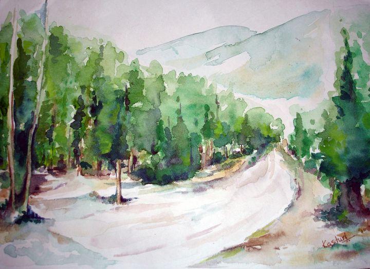 Landscape - SRUJAN