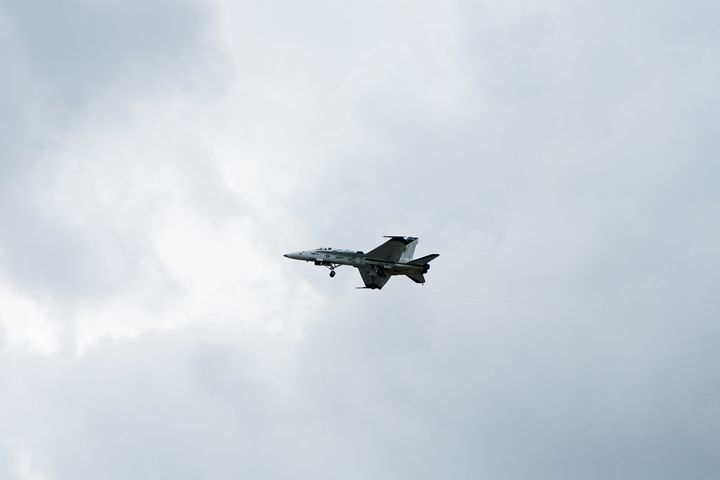 Airshow Military Plane - Anna Linda