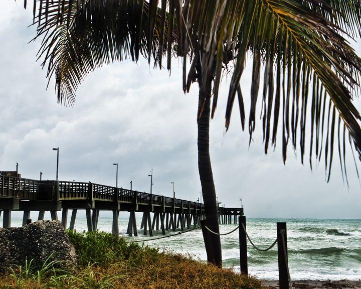 Stormy Pier - Tailfin Studio