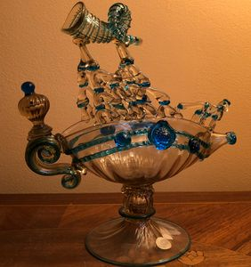 Decorative Venetian glass - Thesaurus Decorative Arts Antiques