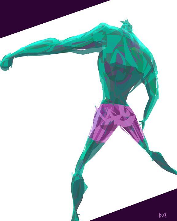 Hulk - Khiem Nguyen