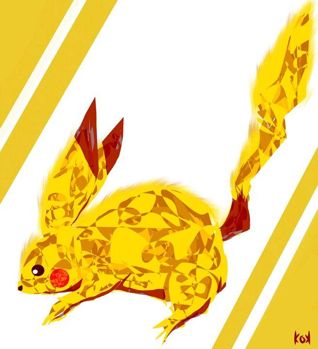 pikachu - Khiem Nguyen