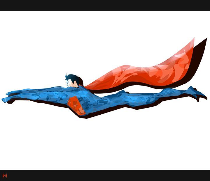 superman - Khiem Nguyen