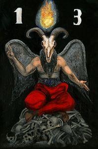 lucky Satan