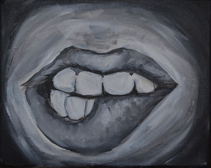 Bite Lips - Dohn Savid