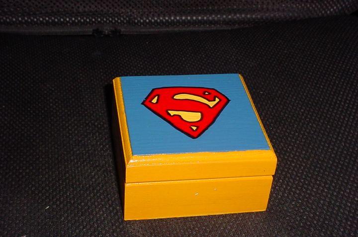 Superman! - Carolina Keepsakes