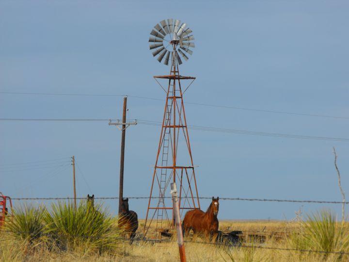 Texas panhandle - Andrew Glendenning