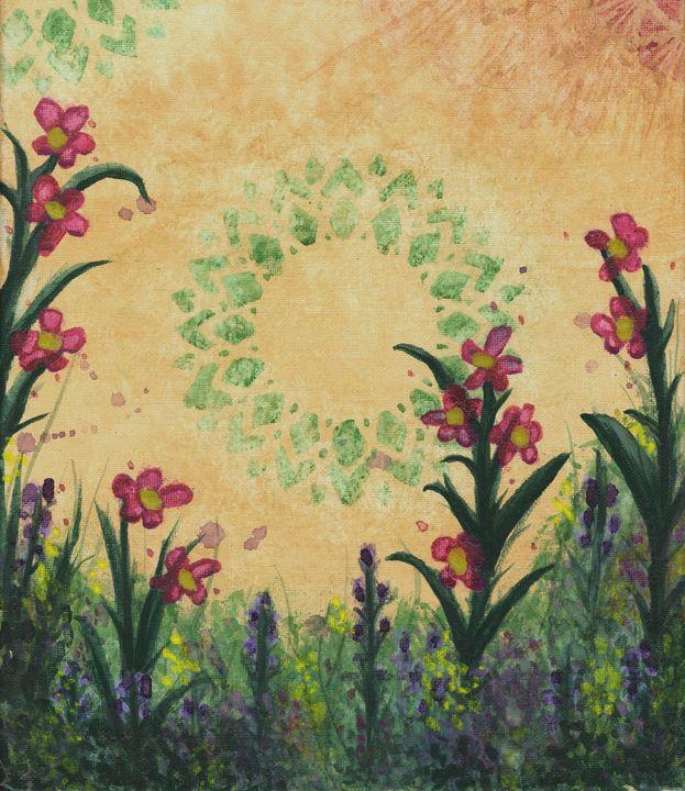 Sunshine Fields - Lady Luna Star
