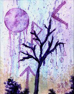 Whisper of the Runic Tree