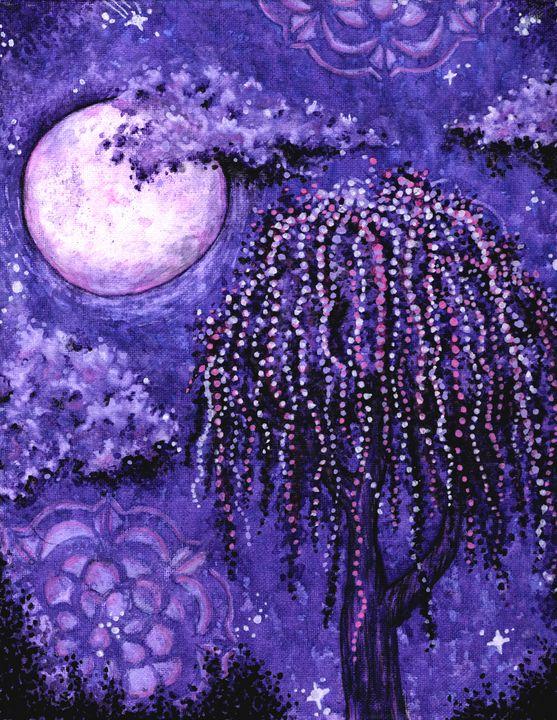 Moonlight Willow - Lady Luna Star