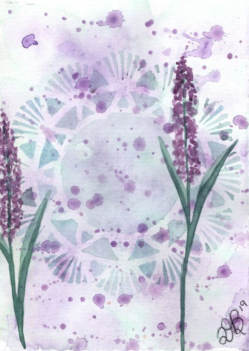 Lavender Essence - Lady Luna Star