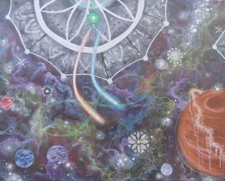 Galactic Mission - Lady Luna Star