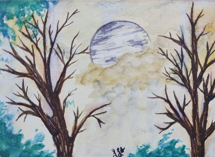 Melancholy Moon - Lady Luna Star