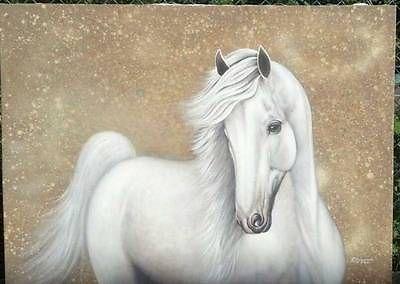 WHITE HORSE - D'ALEMAN GALLERY