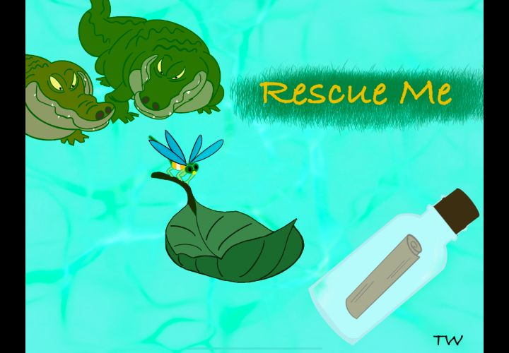 Rescue Me - Art by Theresa