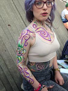 Body Worx Violets