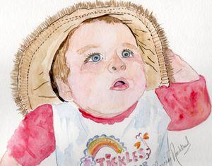 Abi loves Papis hat