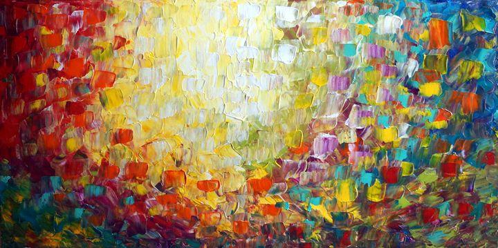 The Lights - Art by Luiza Vizoli