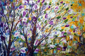 Spring Joy Blossom Magnolias