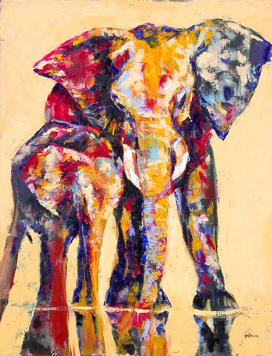Elephants - Patrick Raymond - Sir Patrick
