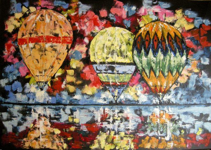 Ballons - Patrick Raymond - Sir Patrick