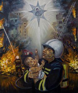 Rescuer, - Eduard Kont