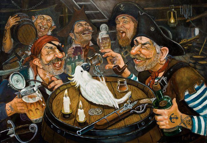 Pirates - Eduard Kont