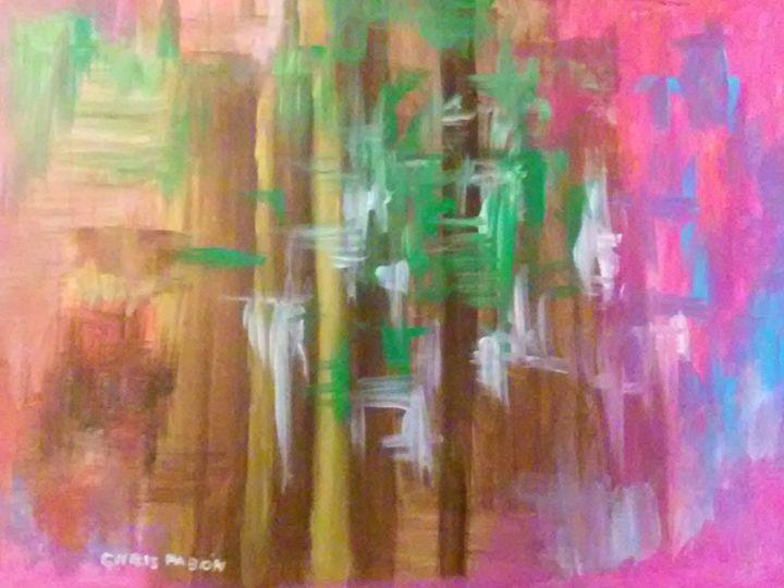 trees - Cristobal pabon art gallery