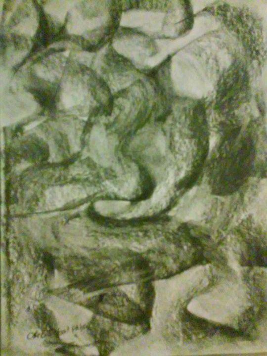 Stones - Cristobal pabon art gallery