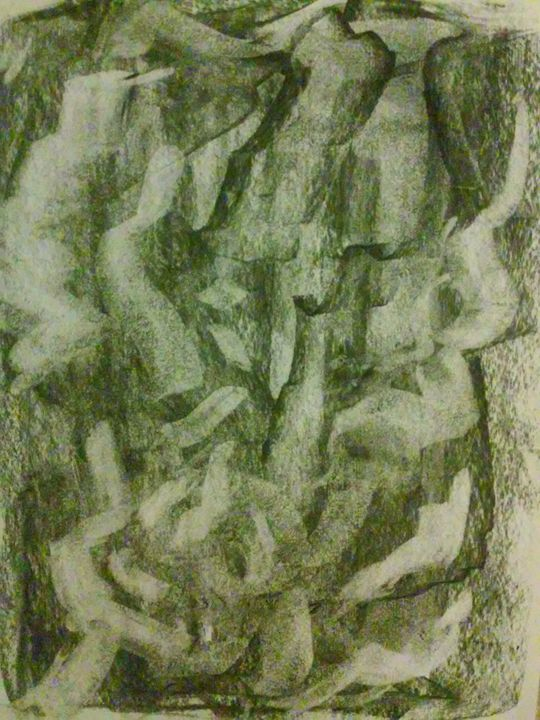 movement - Cristobal pabon art gallery