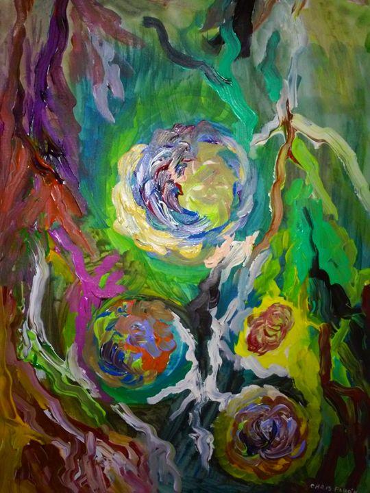 flower - Cristobal pabon art gallery
