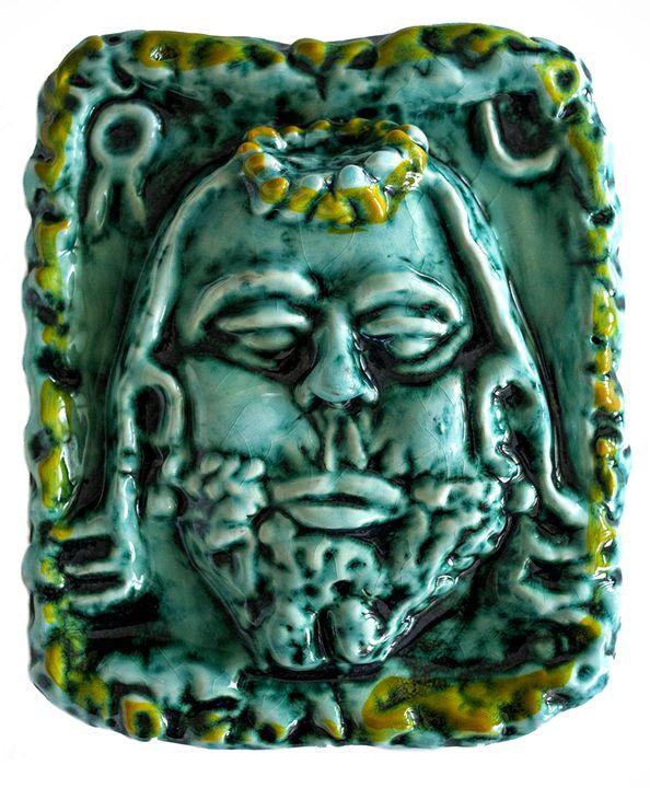 Jesus - Rossana Leonardi Sculpture