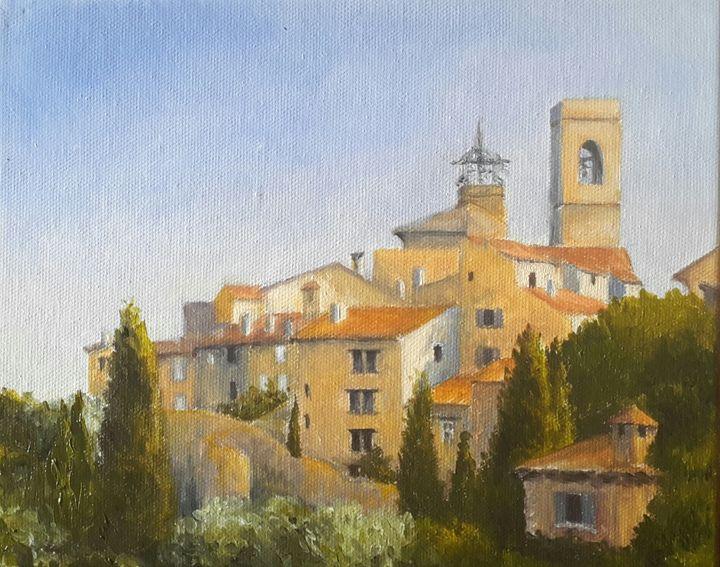 Saint Paul de Vence, Provence - Sylvie Pioli