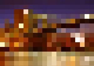 Brooklyn Bridge and firewoks - Zoltan Duray