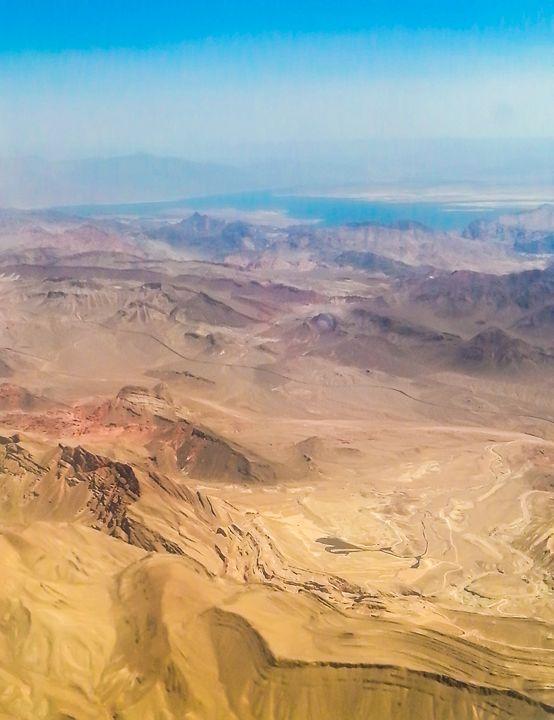 Desert Highway - Art Photos