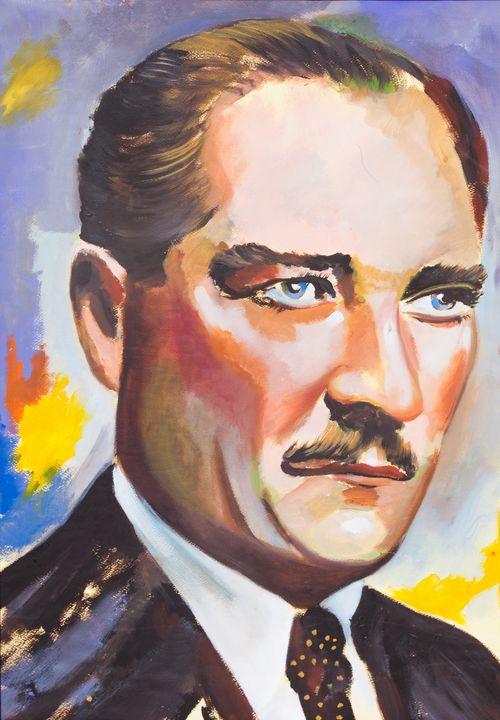 Mustafa Kemal ATATÜRK - Shervin Arts