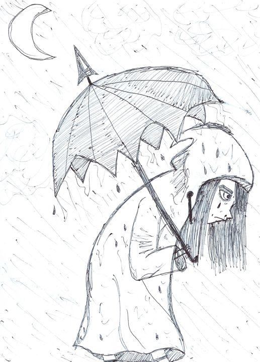 Depressed Girl - Jaina Labulay