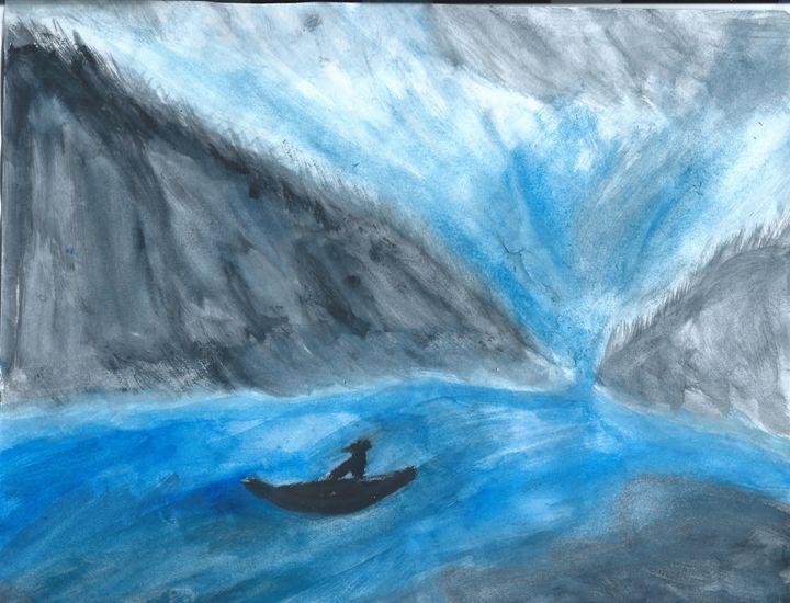 Down the River - Jaina Labulay